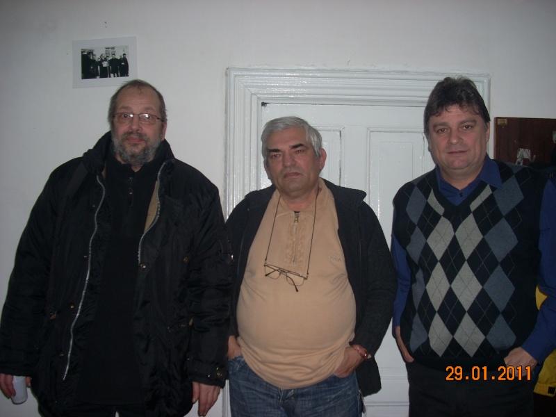 Să  ne amintim de profesorul Alexandru Husar şi să sărbătorim un prieten la 37 ani- Liviu Apetroaie- 29 ianuarie 2011 Sadove34