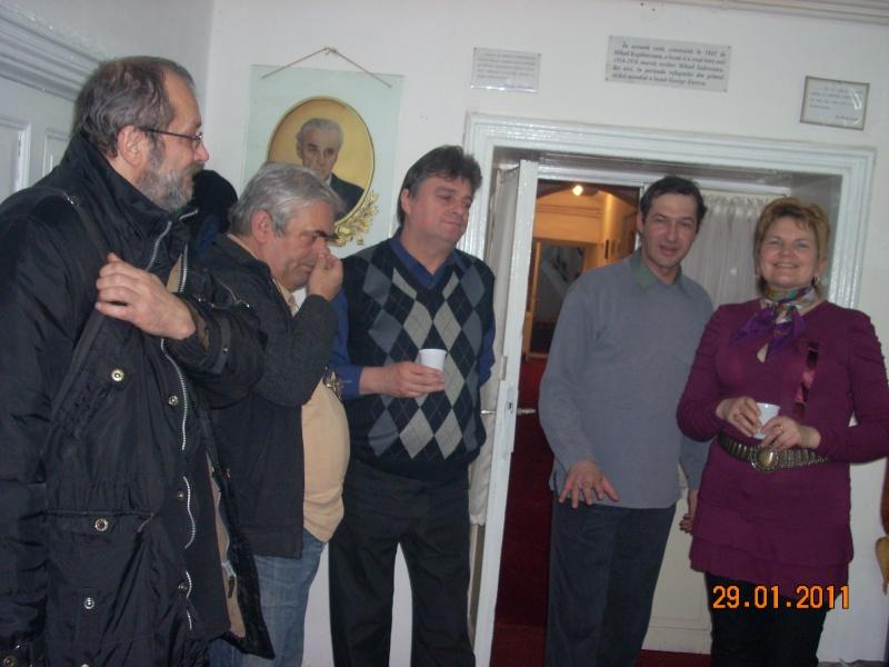 Să  ne amintim de profesorul Alexandru Husar şi să sărbătorim un prieten la 37 ani- Liviu Apetroaie- 29 ianuarie 2011 Sadove35