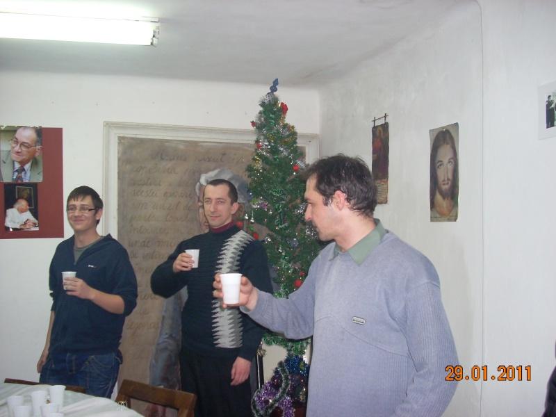 Să  ne amintim de profesorul Alexandru Husar şi să sărbătorim un prieten la 37 ani- Liviu Apetroaie- 29 ianuarie 2011 Sadove36