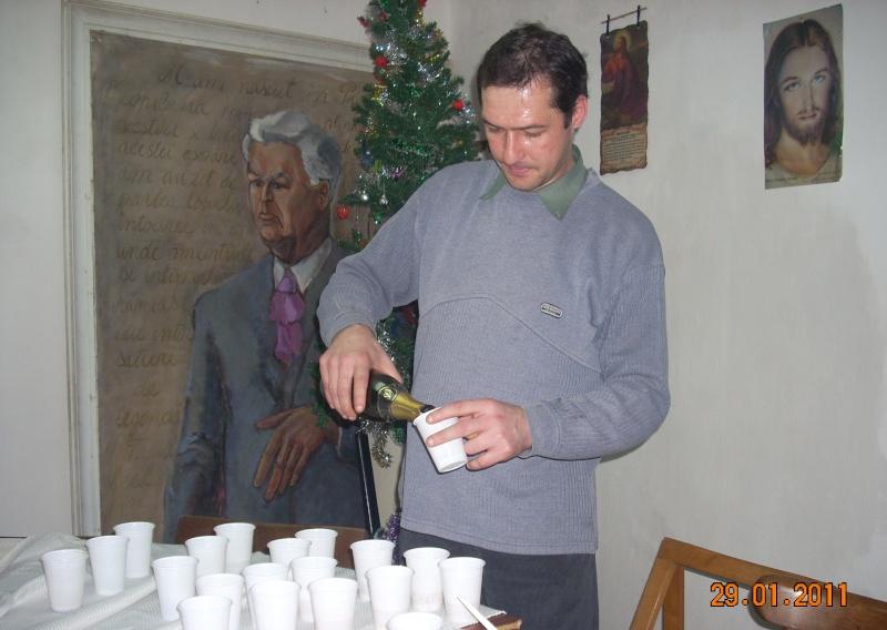 Să  ne amintim de profesorul Alexandru Husar şi să sărbătorim un prieten la 37 ani- Liviu Apetroaie- 29 ianuarie 2011 Sadove37