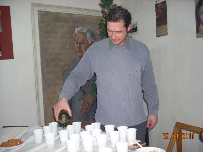 Să  ne amintim de profesorul Alexandru Husar şi să sărbătorim un prieten la 37 ani- Liviu Apetroaie- 29 ianuarie 2011 Sadove38