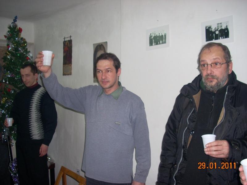 Să  ne amintim de profesorul Alexandru Husar şi să sărbătorim un prieten la 37 ani- Liviu Apetroaie- 29 ianuarie 2011 Sadove41