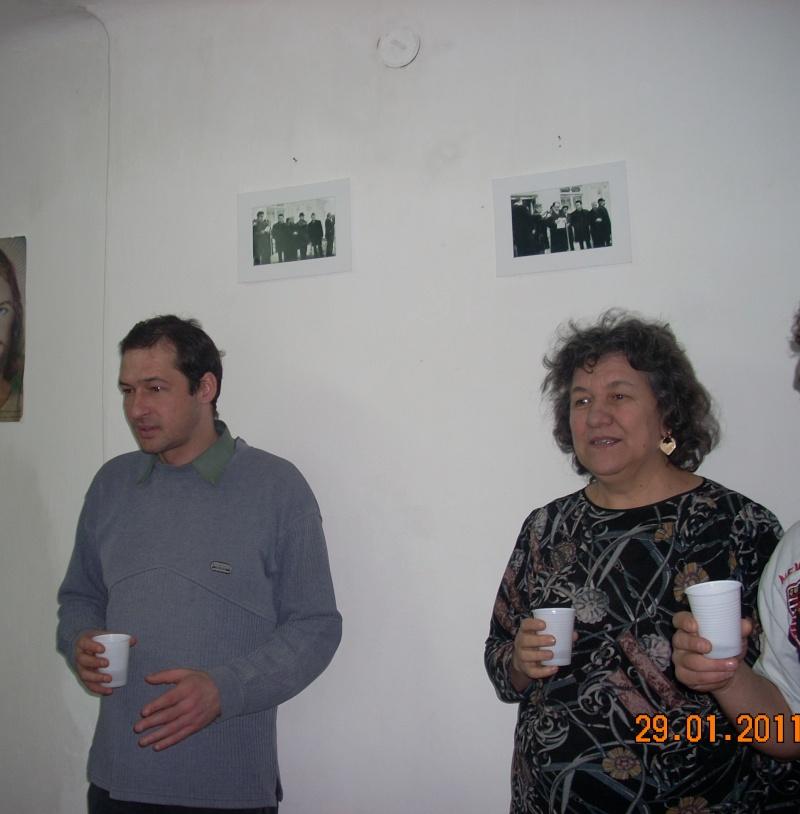 Să  ne amintim de profesorul Alexandru Husar şi să sărbătorim un prieten la 37 ani- Liviu Apetroaie- 29 ianuarie 2011 Sadove42