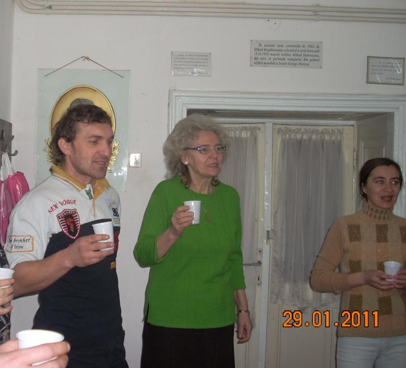 Să  ne amintim de profesorul Alexandru Husar şi să sărbătorim un prieten la 37 ani- Liviu Apetroaie- 29 ianuarie 2011 Sadove43