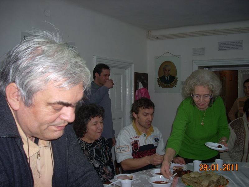 Să  ne amintim de profesorul Alexandru Husar şi să sărbătorim un prieten la 37 ani- Liviu Apetroaie- 29 ianuarie 2011 Sadove45