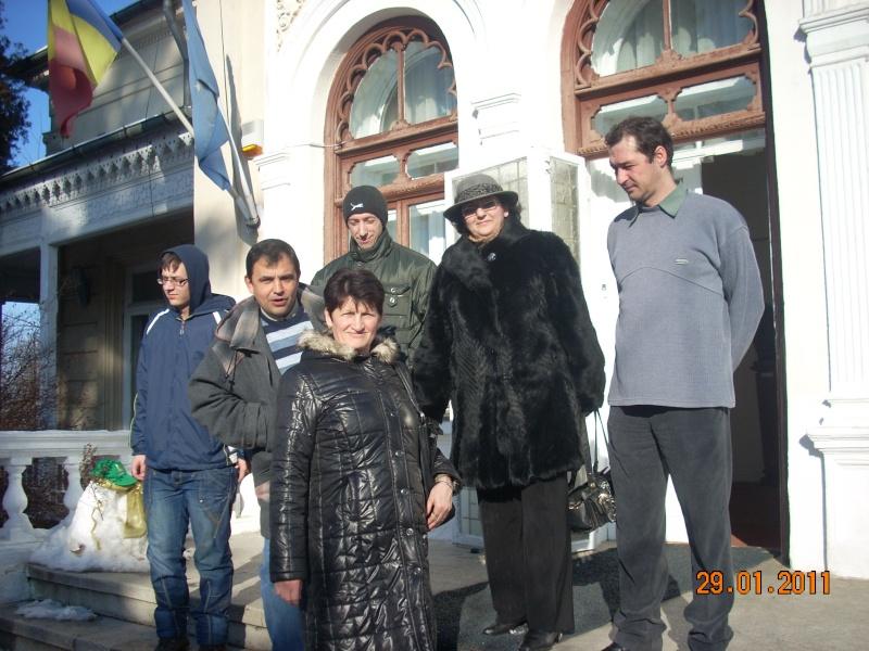 Să  ne amintim de profesorul Alexandru Husar şi să sărbătorim un prieten la 37 ani- Liviu Apetroaie- 29 ianuarie 2011 Sadove50