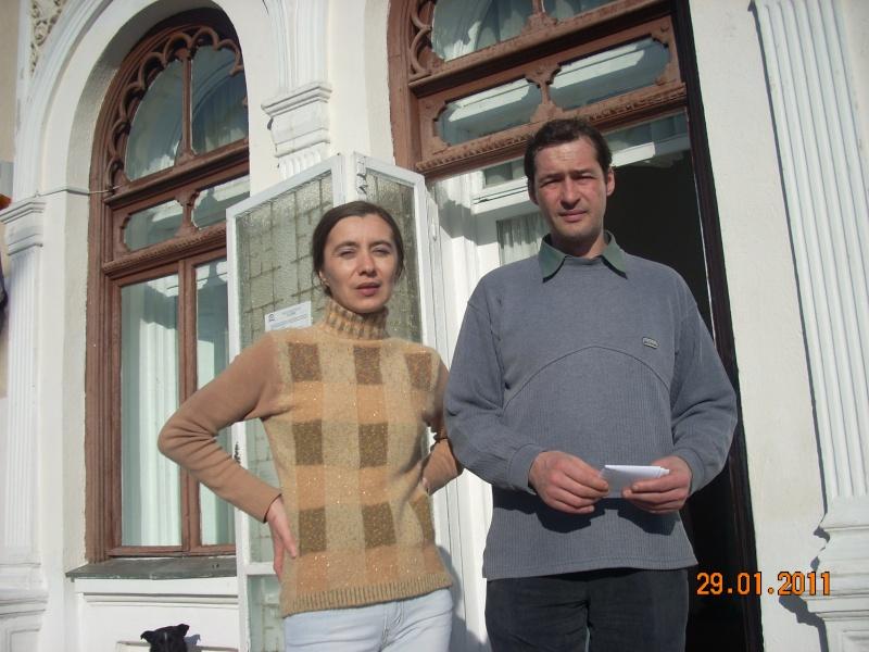 Să  ne amintim de profesorul Alexandru Husar şi să sărbătorim un prieten la 37 ani- Liviu Apetroaie- 29 ianuarie 2011 Sadove51