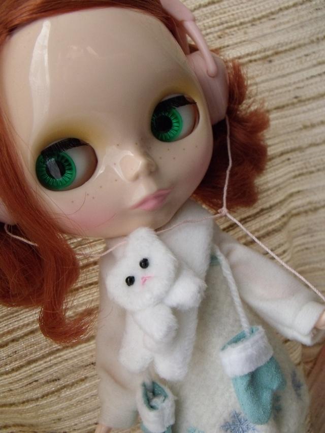 [Blythe - Friendly Freckles] Mandarine: variations... p2 Dscf2022