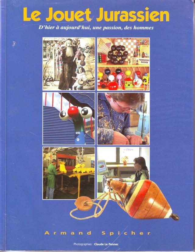 Mes 2 derniers livre sur le JURA, ses artisans et ses jouets Jura0010