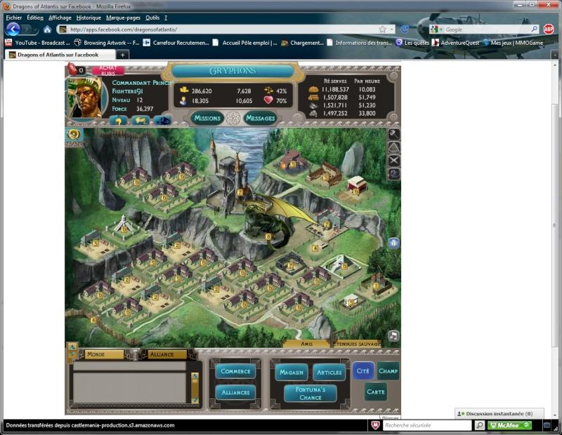 Dragon Of Atlantis Dragon10
