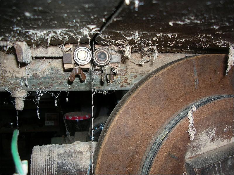 [Réparation] Relooking de ma vieille Scie à Ruban. Dscn9213