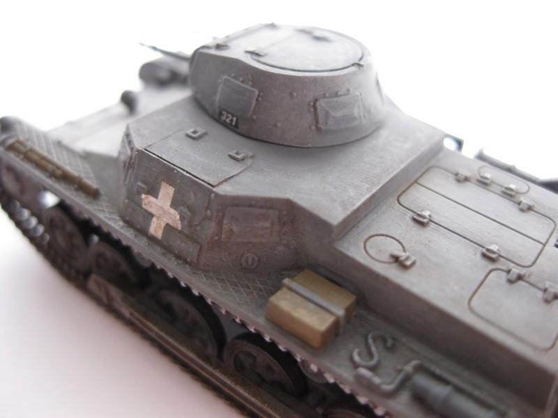 Pz.Kpfw I Ausf B [Fujimi; 1/76] FINI ! Photo102