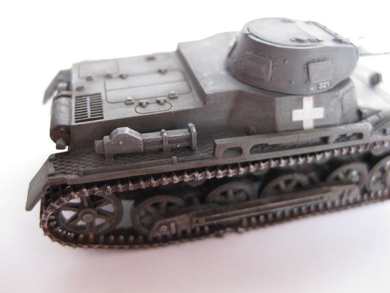 Pz.Kpfw I Ausf B [Fujimi; 1/76] FINI ! Photo103