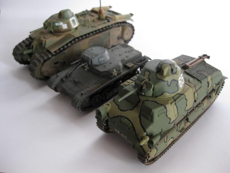 Pz.Kpfw I Ausf B [Fujimi; 1/76] FINI ! Photo105