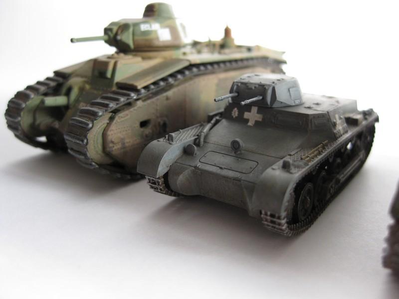 Pz.Kpfw I Ausf B [Fujimi; 1/76] FINI ! Photo106