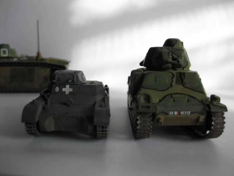 Pz.Kpfw I Ausf B [Fujimi; 1/76] FINI ! Photo107
