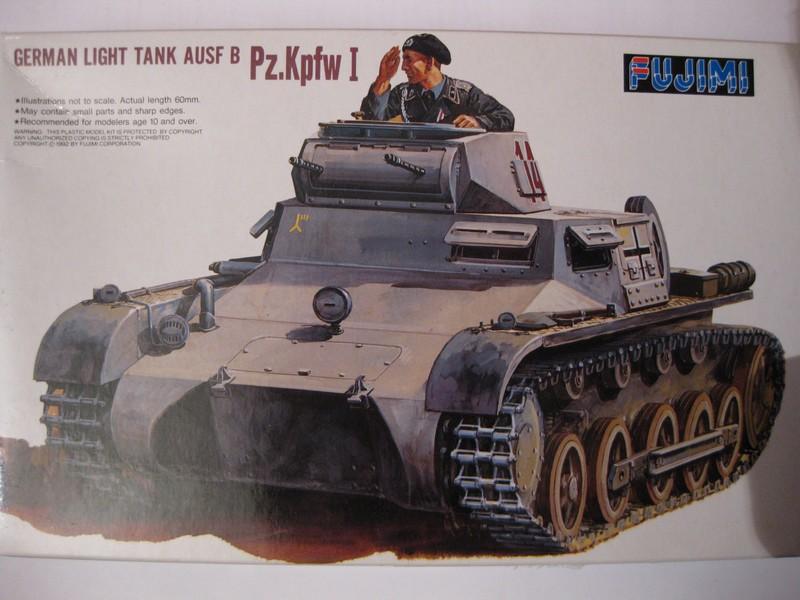 Pz.Kpfw I Ausf B [Fujimi; 1/76] FINI ! Photo117