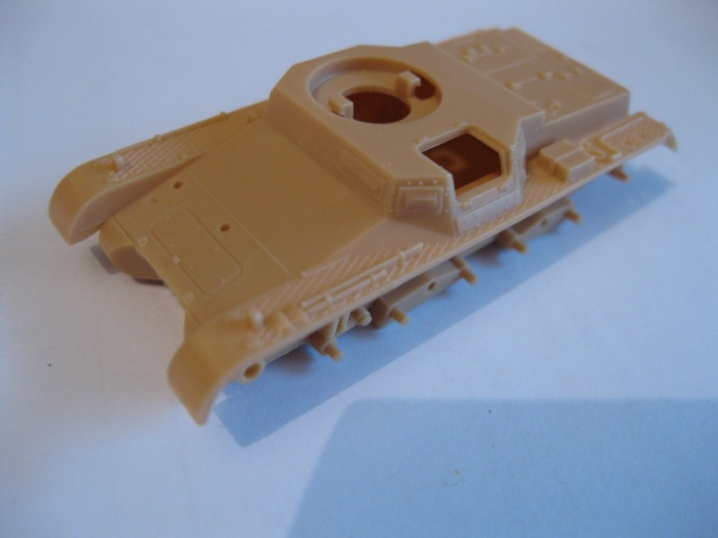 Pz.Kpfw I Ausf B [Fujimi; 1/76] FINI ! Photo124