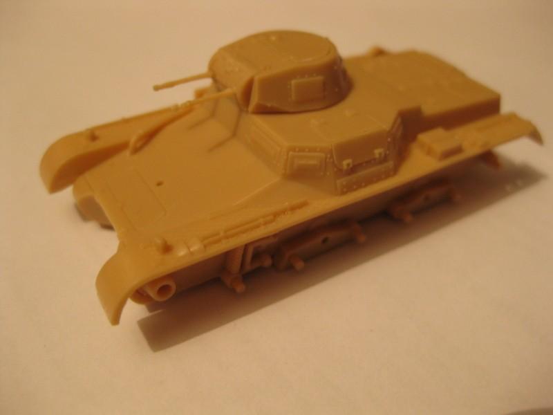 Pz.Kpfw I Ausf B [Fujimi; 1/76] FINI ! Photo127