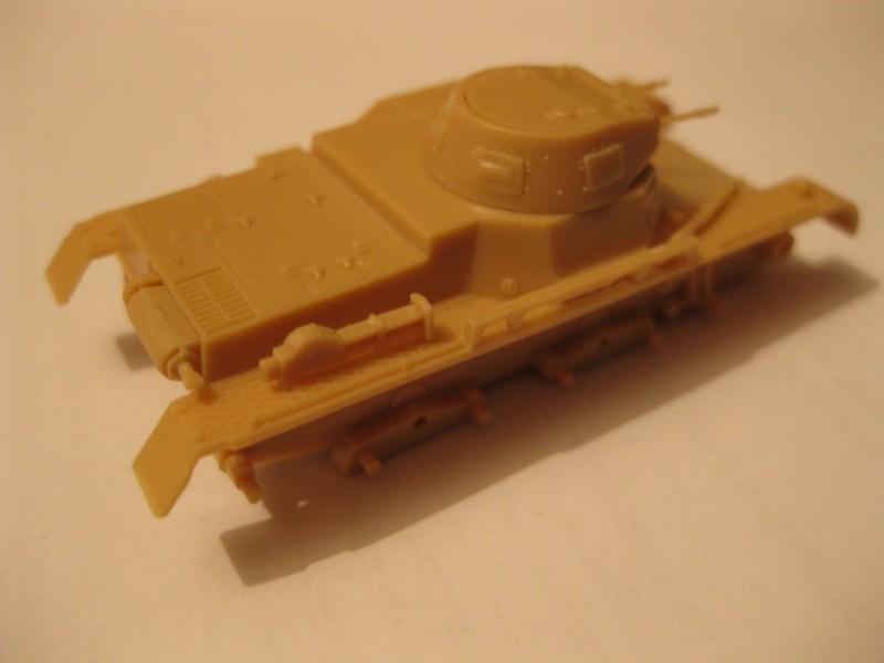 Pz.Kpfw I Ausf B [Fujimi; 1/76] FINI ! Photo128