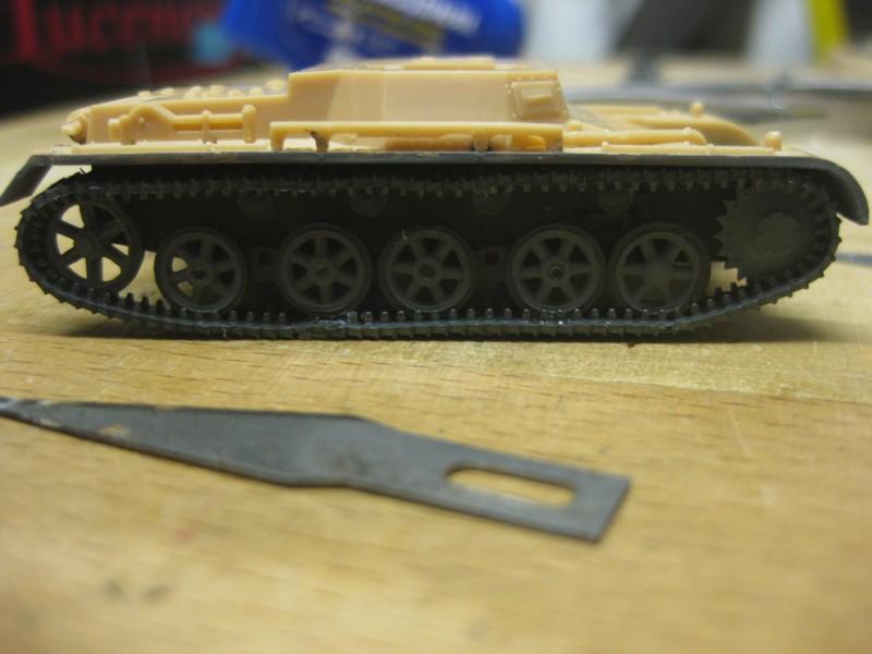 Pz.Kpfw I Ausf B [Fujimi; 1/76] FINI ! Photo161