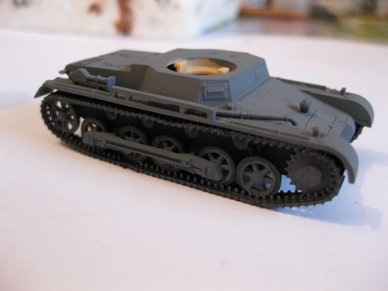 Pz.Kpfw I Ausf B [Fujimi; 1/76] FINI ! Photo162