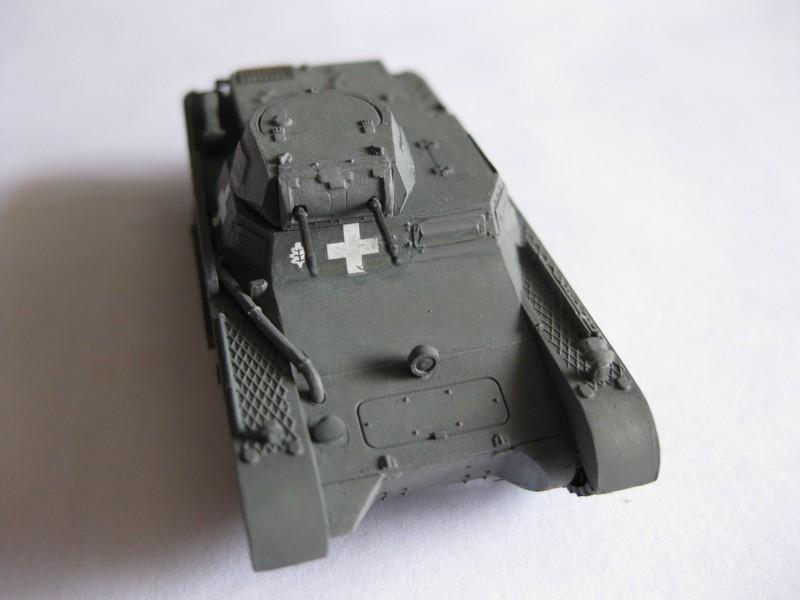 Pz.Kpfw I Ausf B [Fujimi; 1/76] FINI ! Photo164