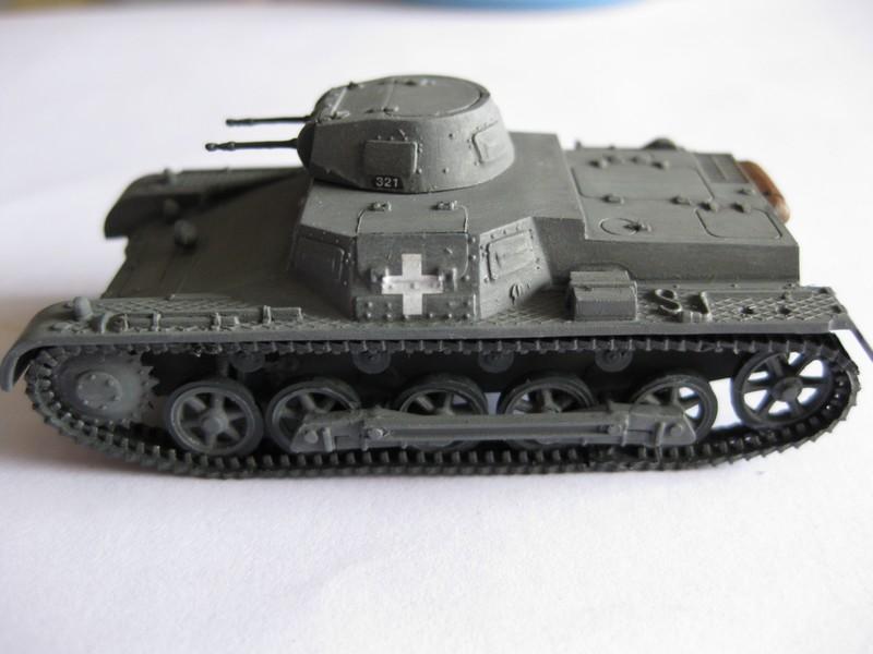 Pz.Kpfw I Ausf B [Fujimi; 1/76] FINI ! Photo165