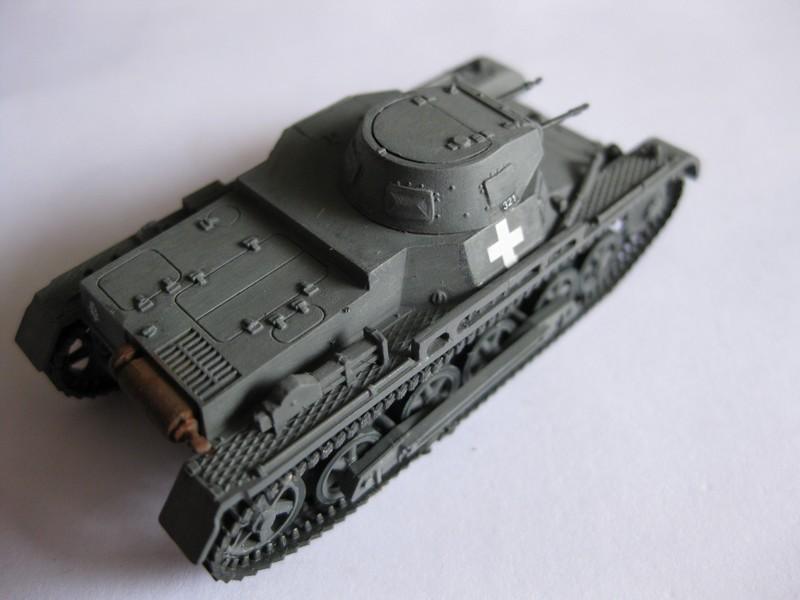 Pz.Kpfw I Ausf B [Fujimi; 1/76] FINI ! Photo167