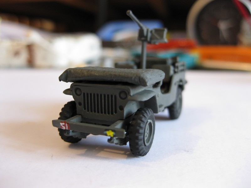 Jeep Willys M.B. [Academy, 1/72 ] FINI ! - Page 2 Photo189