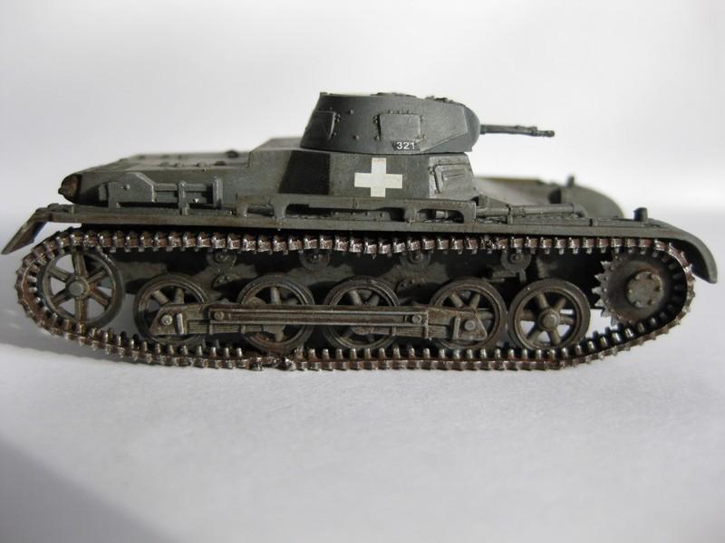 Pz.Kpfw I Ausf B [Fujimi; 1/76] FINI ! Photo193