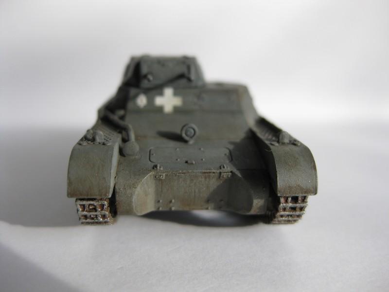 Pz.Kpfw I Ausf B [Fujimi; 1/76] FINI ! Photo194