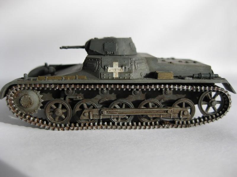 Pz.Kpfw I Ausf B [Fujimi; 1/76] FINI ! Photo195