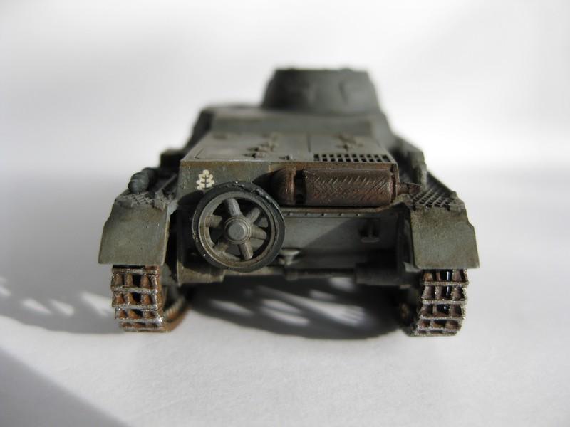 Pz.Kpfw I Ausf B [Fujimi; 1/76] FINI ! Photo196