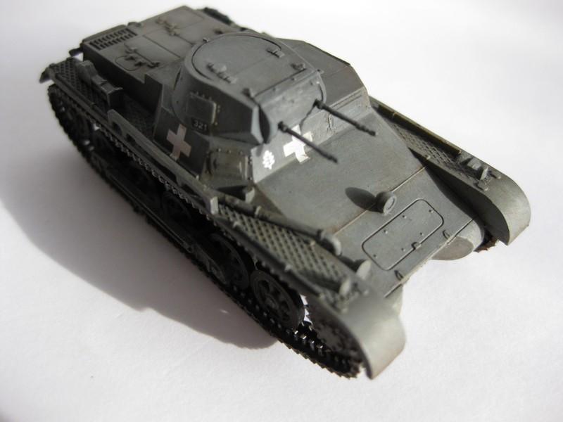 Pz.Kpfw I Ausf B [Fujimi; 1/76] FINI ! Photo197