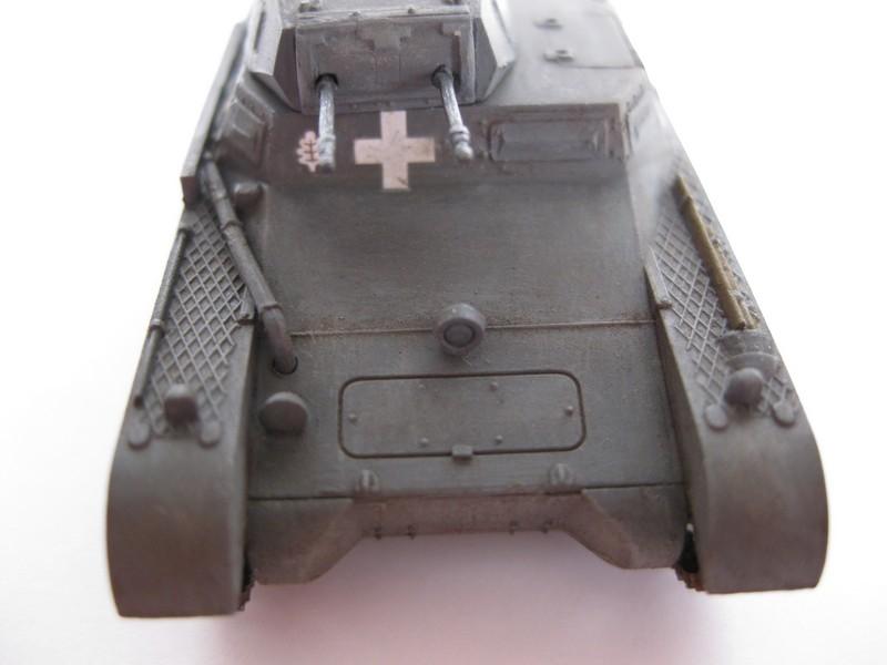 Pz.Kpfw I Ausf B [Fujimi; 1/76] FINI ! Photo198