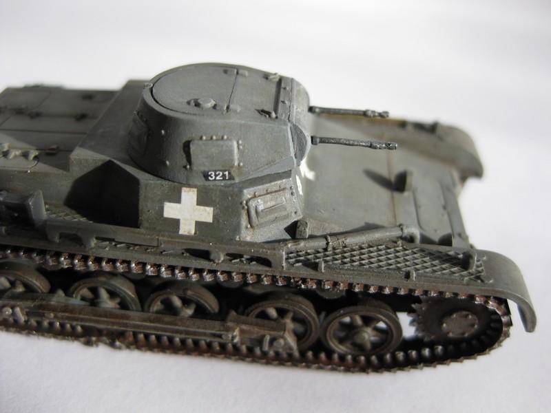 Pz.Kpfw I Ausf B [Fujimi; 1/76] FINI ! Photo199