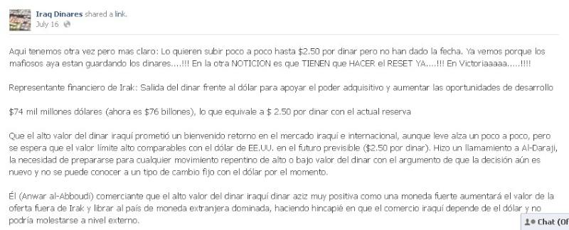 EL MODUS OPERANDI DE JAMES MENDEZ: ESTAFAS INFORMATICAS CONDUCEN A VENTAS DE DINARES Screen13