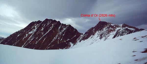 Conquista de la Tossa Plana de Lles (2930 mts)  Puigpe10