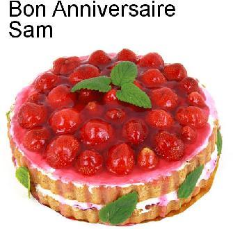 BON ANNNIVERSAIRE SAM Carte-14