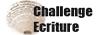 Demande de partenariat, de Challenge Ecriture Logo_r10