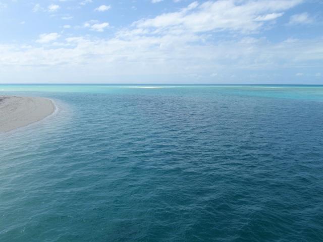 OUVEA l'ile la plus proche du paradis P9160210