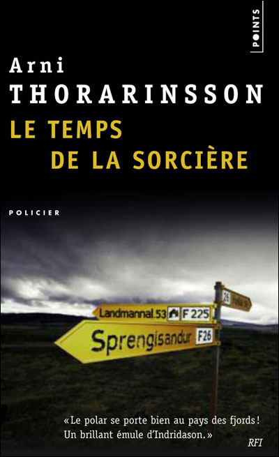[Thorarinsson, Arni] Le temps de la sorcière Arni10