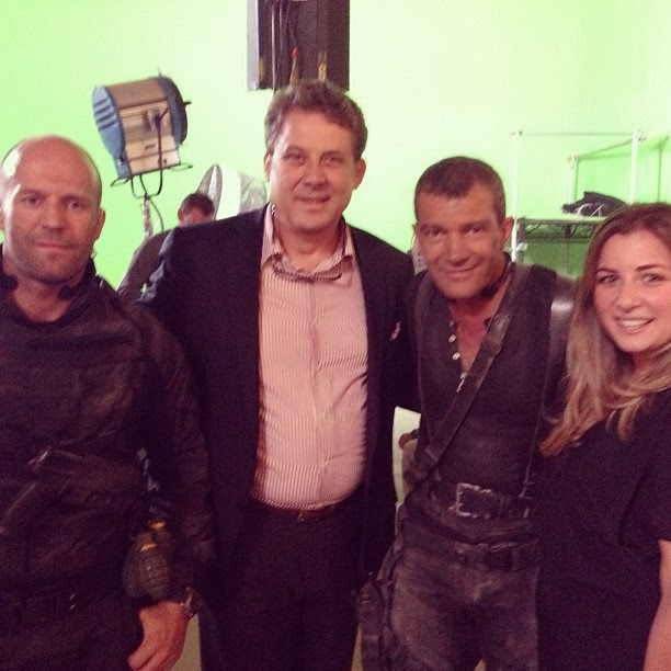 The Expendables 3 (Los Mercenarios 3) 2014 - Página 5 53703210