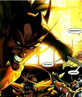 Teen Titans: Generations Bernad10