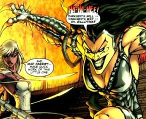 Teen Titans: Generations Harrie10