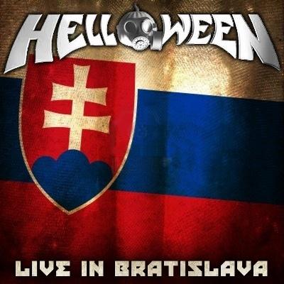 Live In Bratislava '2013 Front12