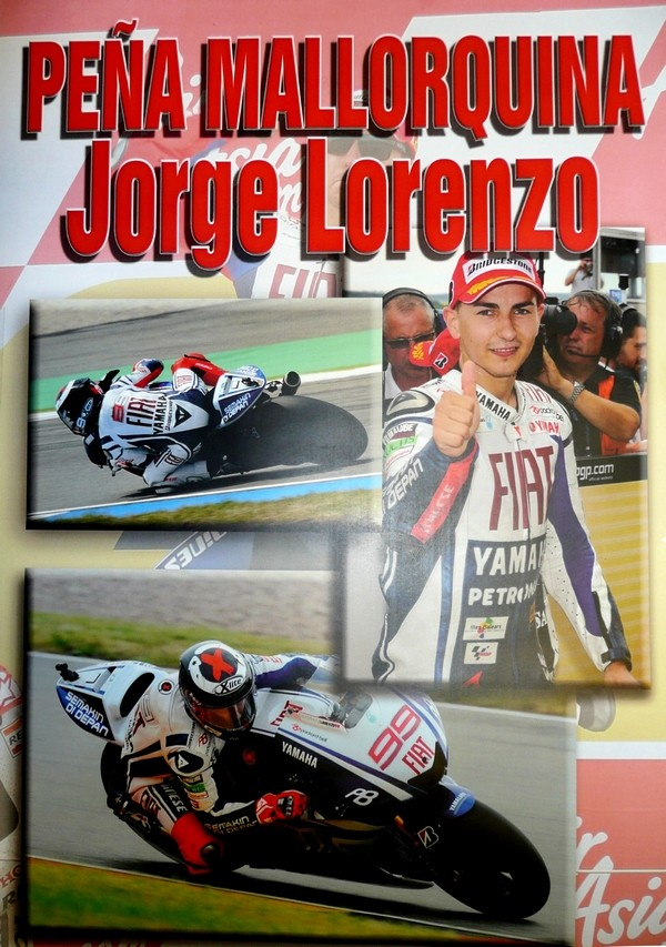 PEÑA MALLORQUINA JORGE LORENZO Jorgel10