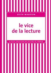 [Wharton, Edith] Le vice de la lecture Images15