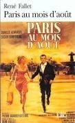 [Fallet, René] Paris au mois d'Aout Index10